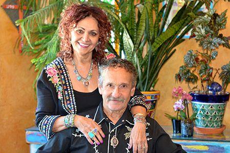 Benny and Valerie Aldrich
