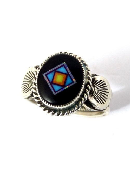 JET-BLOSSOMCROWN-OVAL-RING