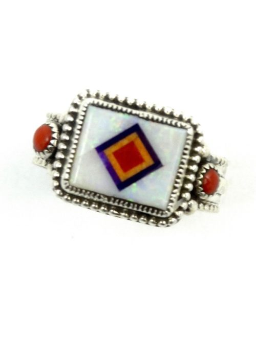 OPAL-CORONET-SABREWING-RECTANGLE-RING