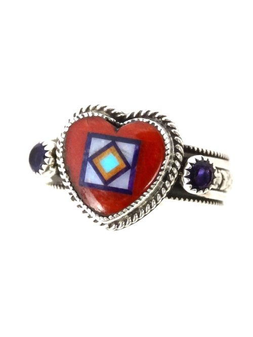 RED-CORAL-BLOSSOMCROWN-HEART-RING