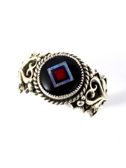 JET-CORONET-SABREWING-OVAL-RING