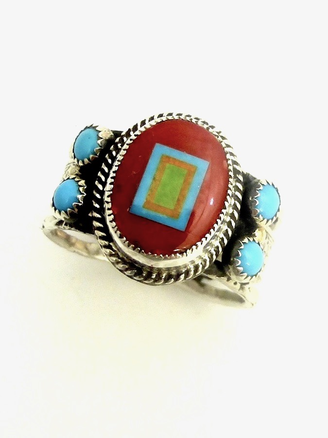 RED-CORAL-SABRE-WING-OVAL-RING