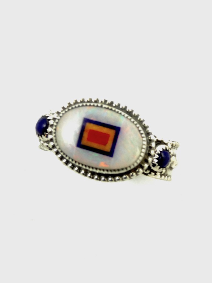 OPAL-SABREWING-OVAL-RING