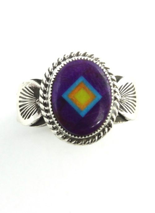 SUGILITE-CORONET-SABREWING-OVAL-RING