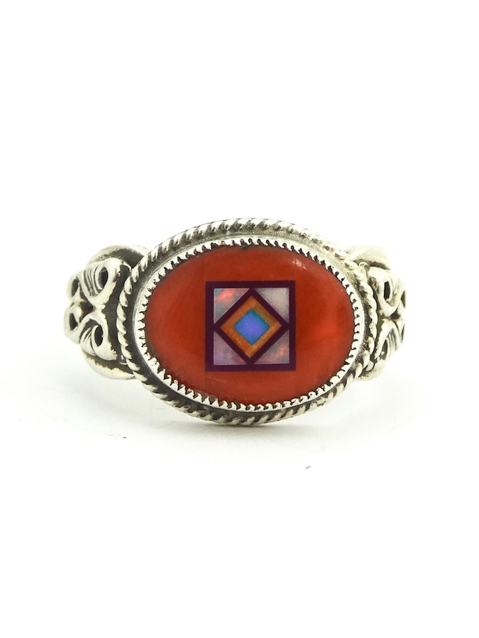 RED-CORAL-BLOSSOMCROWN-OVAL-RING