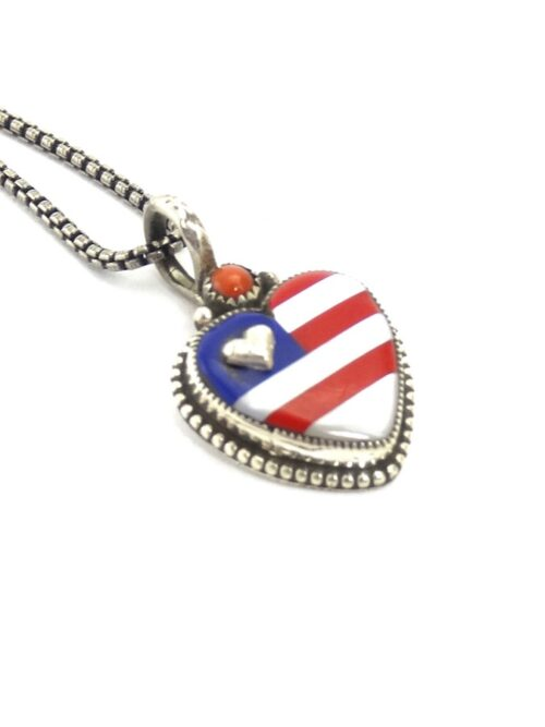 INLAID-PATRIOTIC-HEART-NECKLACE