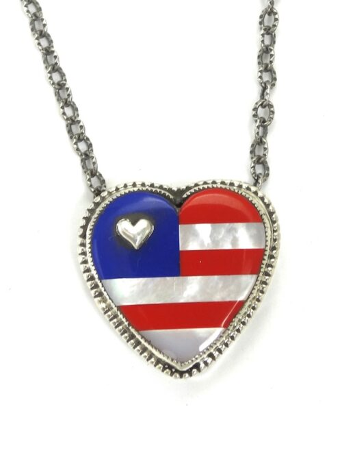 INLAID-PATRIOT-HEART-NECKLACE