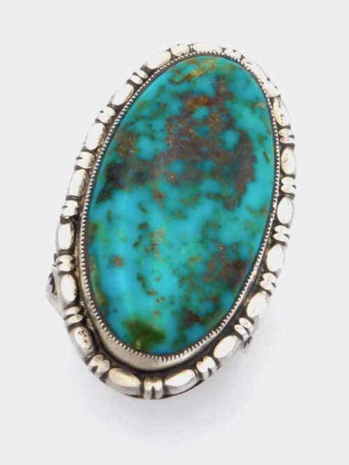 GENTS-TURQUOISE-LARGE-OVAL-RING